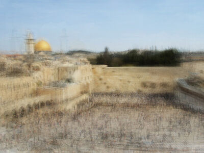 "Corinne Vionnet, 'Jerusalem, from the series ""Photo Opportunities""', 2004-2015"