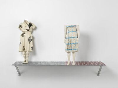 Claudia Fitch, 'VESSEL/DRESS', 2019