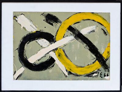 Elie Borgrave, 'Untitled', 1966