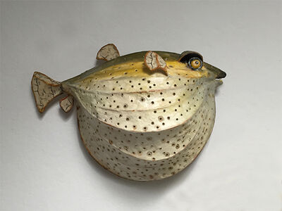 Christy Rupp, 'Blowfish (Tetrodotoxin)', 2015