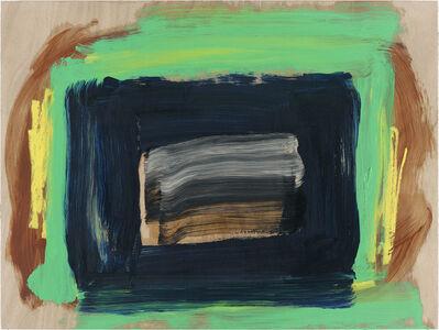Howard Hodgkin, 'The Rains Came', 2014