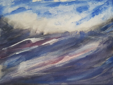Carlos Giordano Giroldi, 'Rough sea', 2020