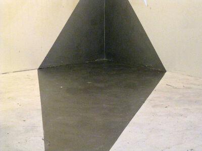 Felecia Chizuko Carlisle, 'Corner in Metallic Grey', 2011
