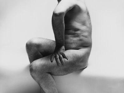 John Coplans, 'Seated Figure, No. 3', 1987
