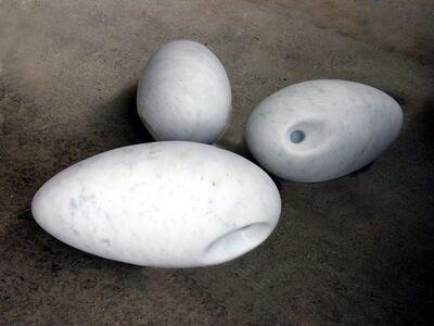 Sibylle Pasche, 'Urformen I, II and II', 2005