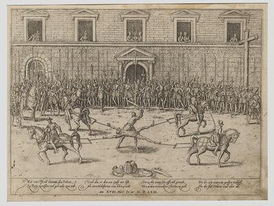 Franz Hogenberg, 'Torture', 1550 -1599