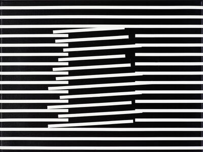 Esther Stocker, 'Untitled ', 2016