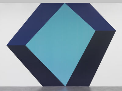 Angela Bulloch, 'Untitled Wall Painting', 2016