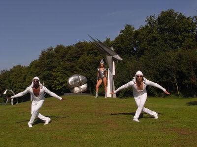 Marko Lulić, 'Space-Girl Dance (video still)', 2009