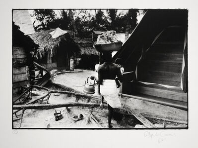 Adger Cowans, 'Balance, Djuka Village', 1969