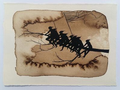 David de la Mano, 'The Trap', 2017