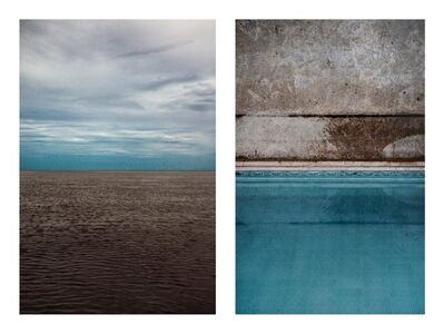 Gustavo Ten Hoever, 'Marron 1 and II', 2013