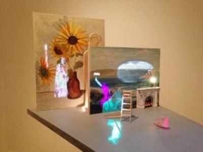 Tony Oursler, 'Jo Noel Gnosis Semiglossd', 2013