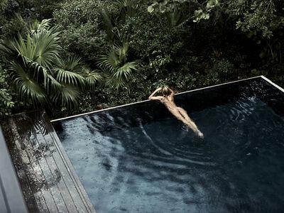 Adam Franzino, 'candice : parrot cay pool', 2014