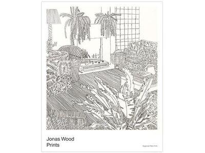 Jonas Wood, 'Gagosian Poster', 2018