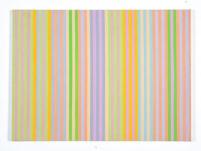 "Gene Davis, '""Untitled""', 1972"