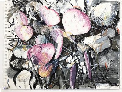 Eric LoPresti, 'All defense (cacti)', 2018