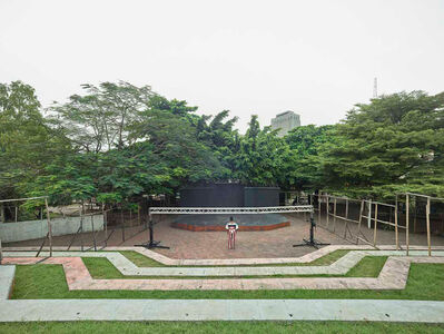 Jordi Bernadó, 'CHIMAMANDA / Lagos (NIG 2.4)', 2018