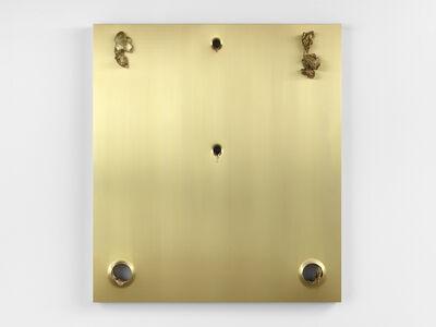 Maximilian Schubert, 'Untitled (brass)', 2019