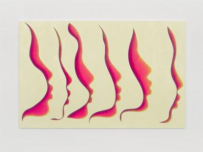 Eddie Peake, 'Six Unspeakable Modes', 2018