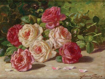 Abbott Fuller Graves, 'Roses'
