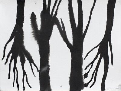 Klara Kristalova, 'Wood Wood', 2014