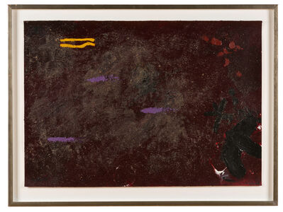 Ray Mead, 'Floating Awake', 1991