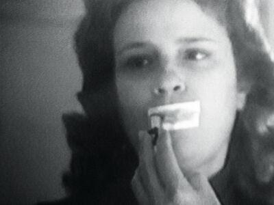 Letícia Parente, 'Preparação I', 1975