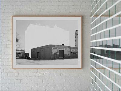 Nicolas Consuegra, 'Sin título      (Erased Storage Building #1)', 2008