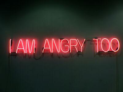 Miriam Kruishoop, 'I AM ANGRY TOO (English version)', 2014