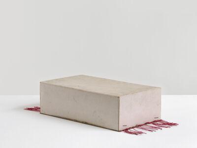 Sigmar Polke, 'Kasten mit Fransen', 1970