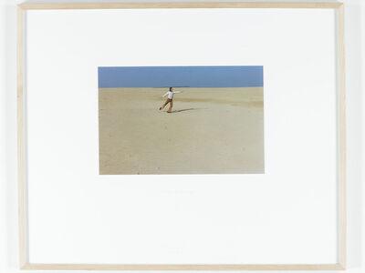 Sigurdur Gudmundsson, 'Dancing Horizon', 1977