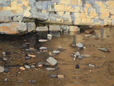Connie Borup, 'Bright Rock Wall', 2016