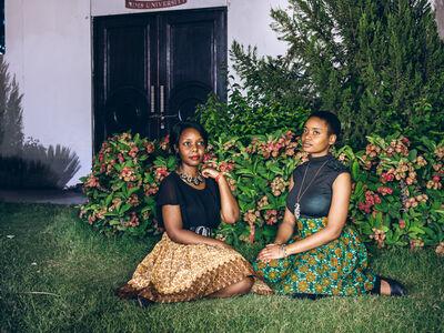 Mahesh Shantaram, 'Averlon and Petra (Zimbabwe). Jaipur', 2017