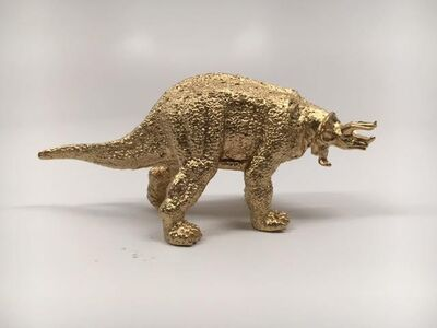 Joshua Goode, 'Pygmy Headed Triceratops'