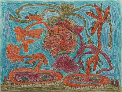 Nasim Hantehzadeh, 'Sketchbook (2)', 2019