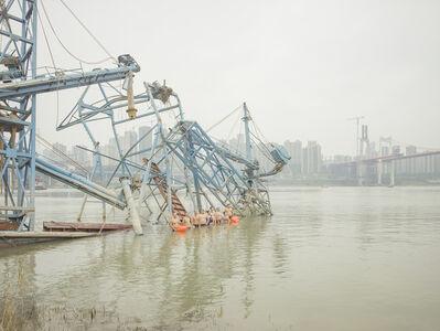 Zhang Kechun, 'Abandoned Boats', 2017