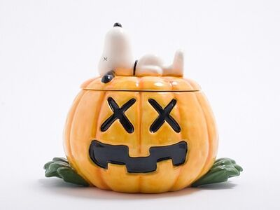 KAWS, 'Great Pumpkin (Snoopy Ceramics)', 2012