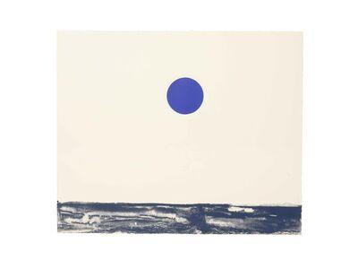 Entang Wiharso, 'Art History: Blue Moon #1', 2015