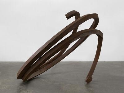 Bernar Venet, 'Indeterminate Line', 1991