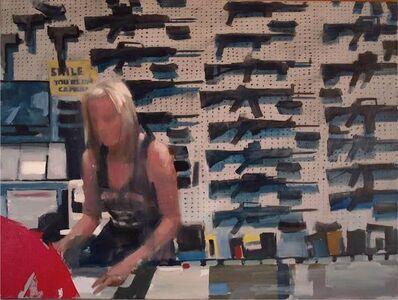 Mark Tennant, 'Gun Shop', 2020
