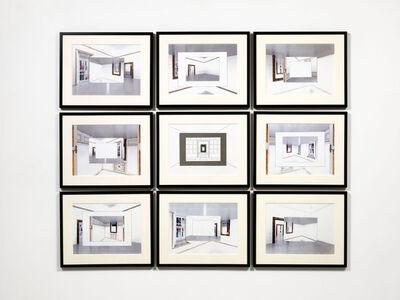 Giulio Paolini, 'Villa dei misteri ', 2013