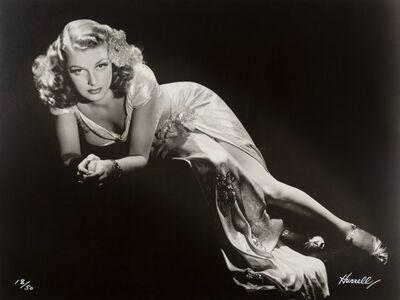 George Hurrell, 'Ann Sheridan', 1939