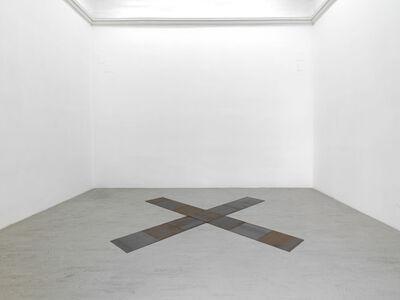 Carl Andre, 'Crux 14', 2010