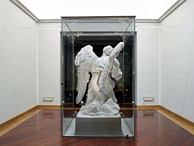 Catherine Wagner, 'Angel Encased (Bernini)', 2014