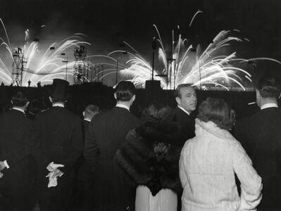 Brassai (Gyula Halasz), 'La Nuit de Longchamp', 1937