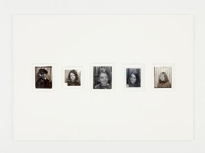 Annegret Soltau, 'Selbst [self]', 1962-1075