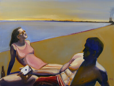 Jonathan Crow, 'On the Beach', 2018