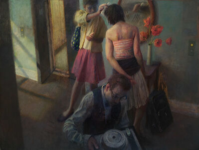 Paul Fenniak, 'Hotel Corridor', 2018