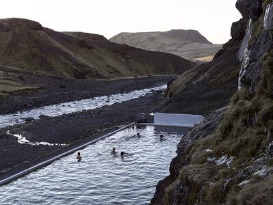 Massimo Vitali, 'Seljavallalaug, Iceland', 2016